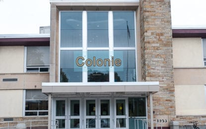 Colonie High student charged with making a terroristic threat