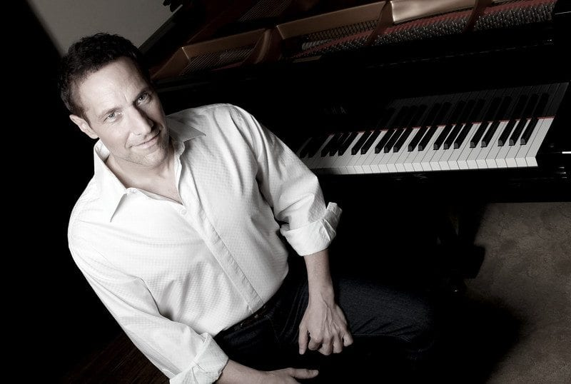 Grammy-nominated Jim Brickman returns to Troy Music Hall on Dec. 6