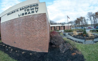 COLONIE LIBRARY: The Queen of Noir at the library