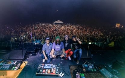 PICK of the WEEK: Twiddle at the Palace