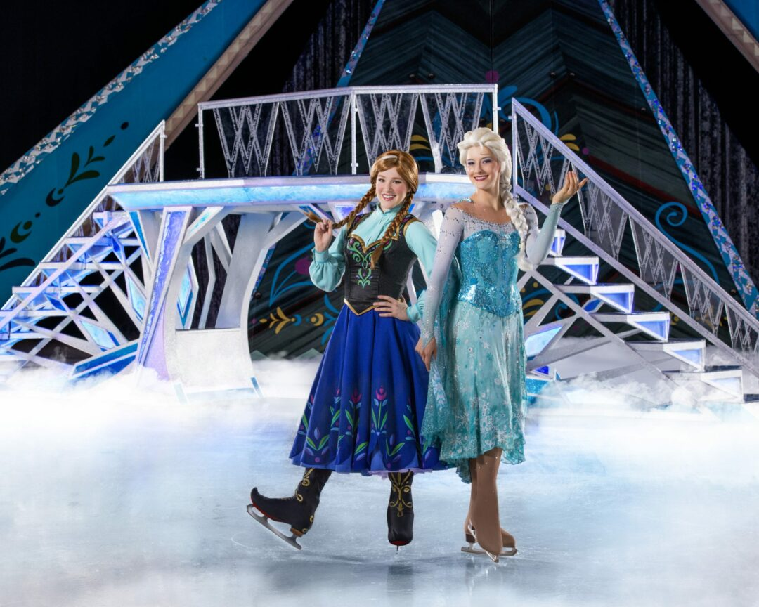 Disney on Ice returns to the Times Union Center with 'Frozen!' starting Dec. 14