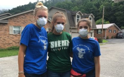 Our intern shares how volunteer work in Appalachia expanded her perspective on life and the world