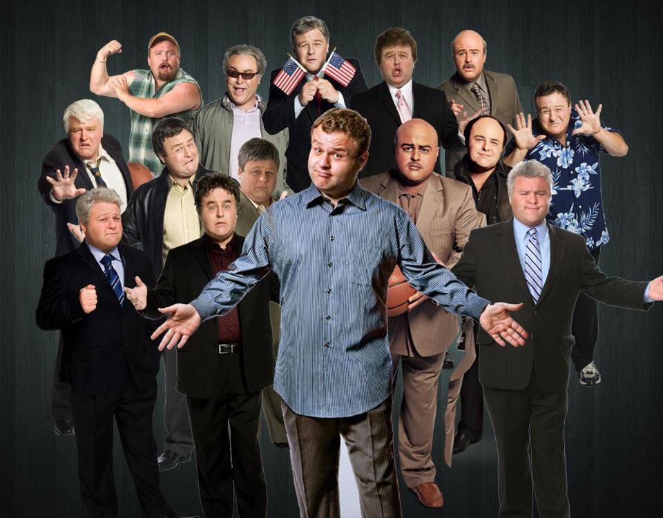 Frank Caliendo talks about his career as a comedian and his future as an actor