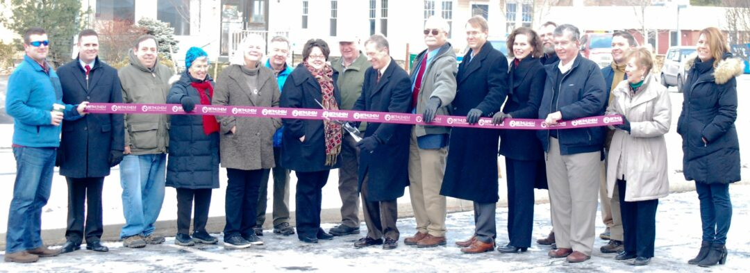 Bethlehem cuts ribbon on Delaware Avenue enhancement project