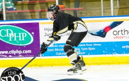 SPOTTED: Bethlehem rolls in round one of Holiday Hockey Tournament
