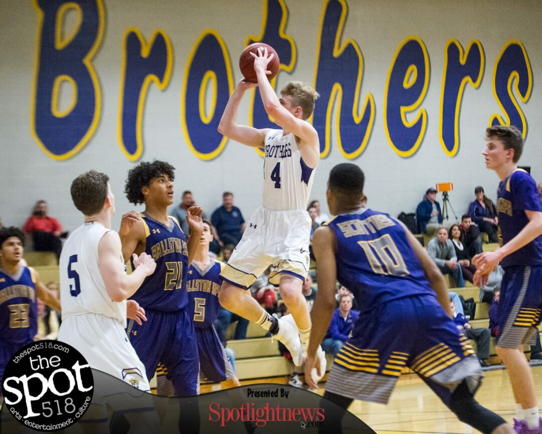 SPOTTED: CBA rolls over Ballston Spa, 68-52
