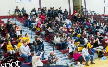 SPOTTED: Colonie girls get by CCHS in holiday tournament