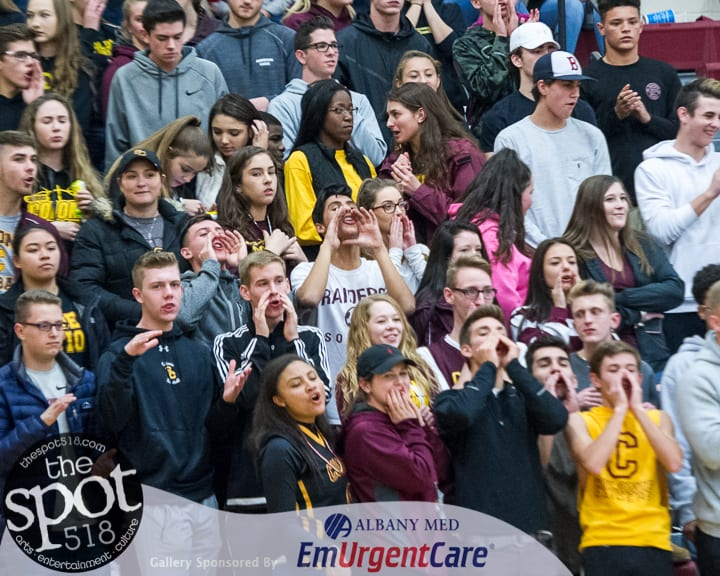 SPOTTED: Colonie beats Ballston Spa, 70-56
