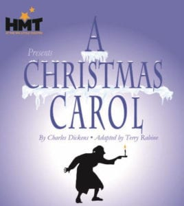 """Home Made Theater presents """"A Christmas Carol"""" @ Spa Little Theater"""