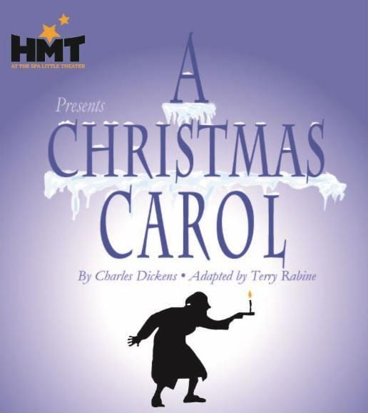 """Home Made Theater presents """"A Christmas Carol"""""""