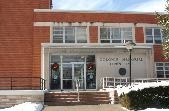 Police dominate top paid Colonie employees, OT lists