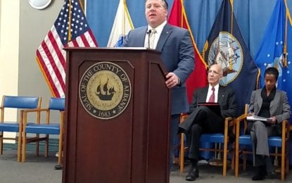 Albany County sues big pharma for role in opioid crisis