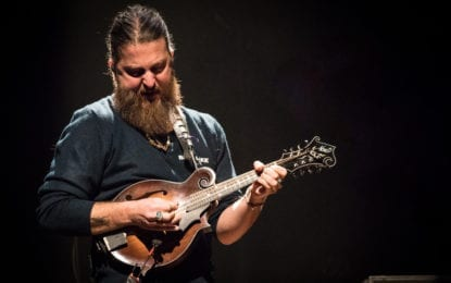 Greensky Bluegrass, Billy Strings play to a sold out Egg in Albany