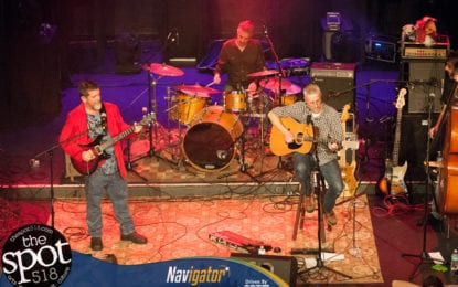 SPOTTED: Ominous Seapods at Cohoes Music Hall, Jan. 12, 2018
