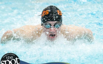SPOTTED: Bethlehem swimmers and divers defeat Guilderland-Voorheesville, 96-79