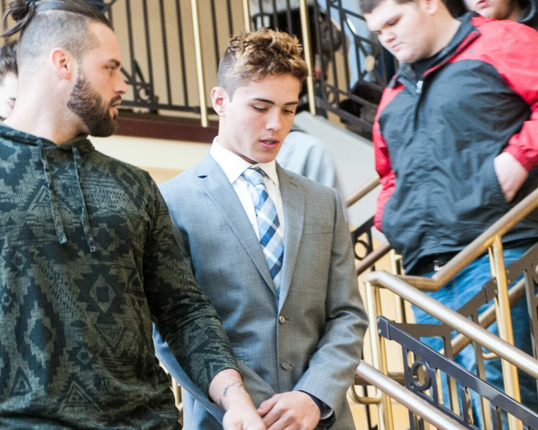 Michael Carr sentenced to six years in prison for crash that seriously injured Niko DiNovo