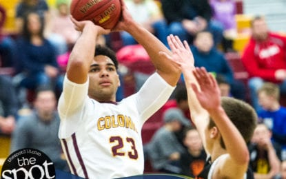 SPOTTED: Colonie gets by Mohon; Isaiah Moll gets his 1,000th
