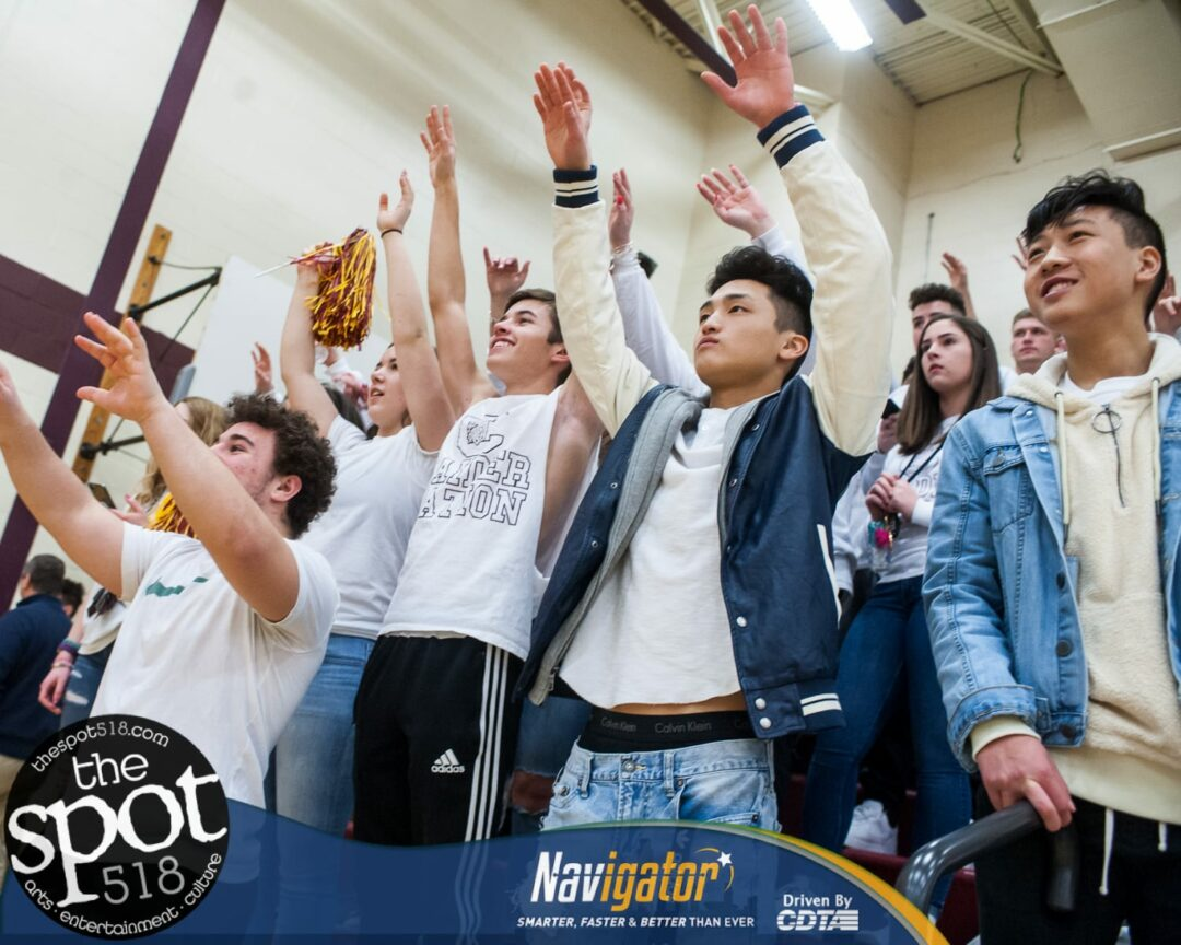 SPOTTED: Colonie boys beat crosstown rival Shaker, 71-52