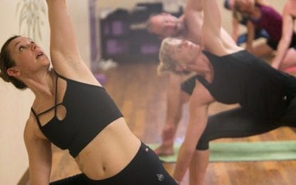 Born from passion: Radiance Hot Yoga is found in Glenmont and Latham