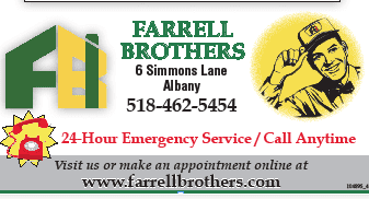 Farrell Brothers: Your area plumber since 1921