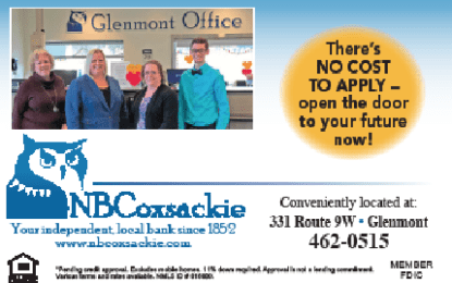 Jody A. Shaw named as Glenmont's new branch manager