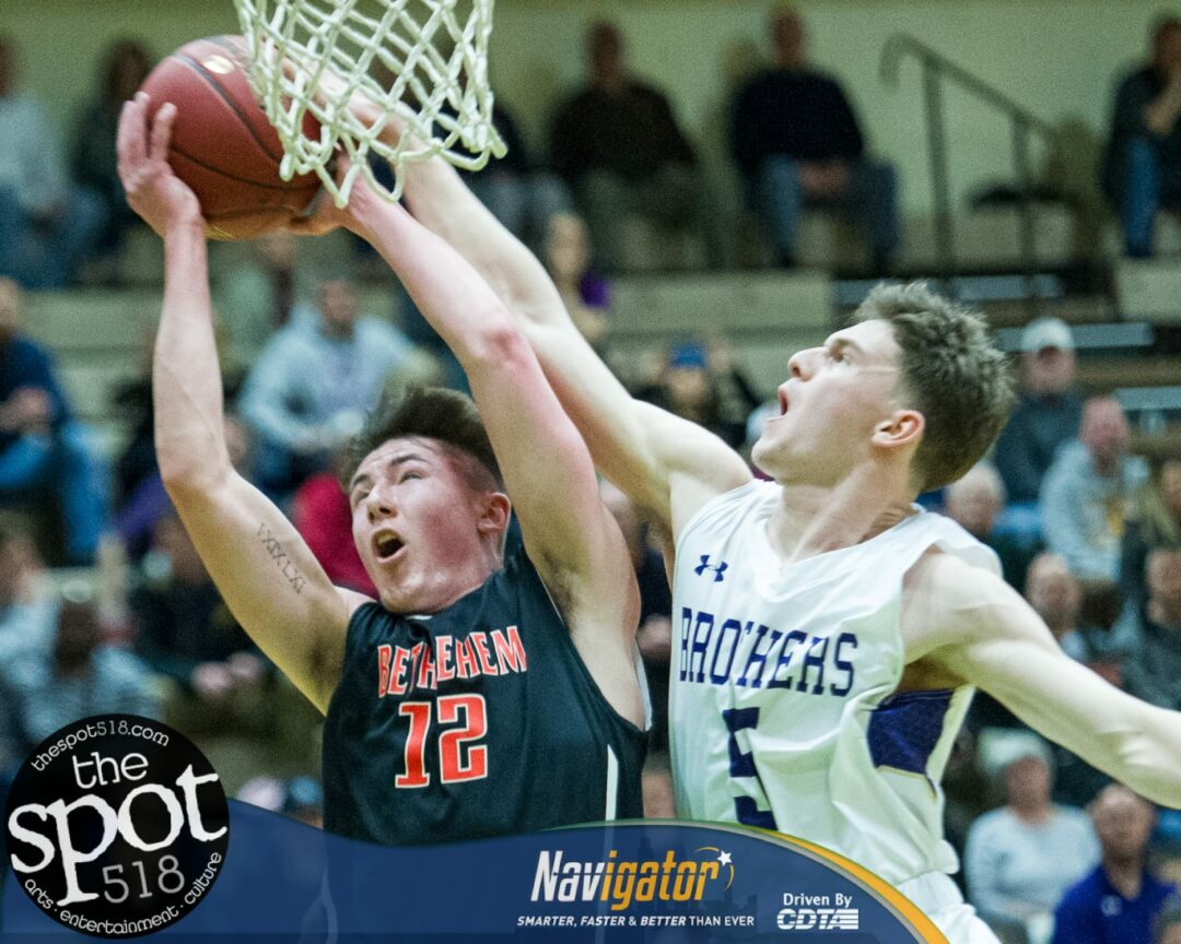 SPOTTED: CBA cruises by Bethlehem and into the Class AA semis
