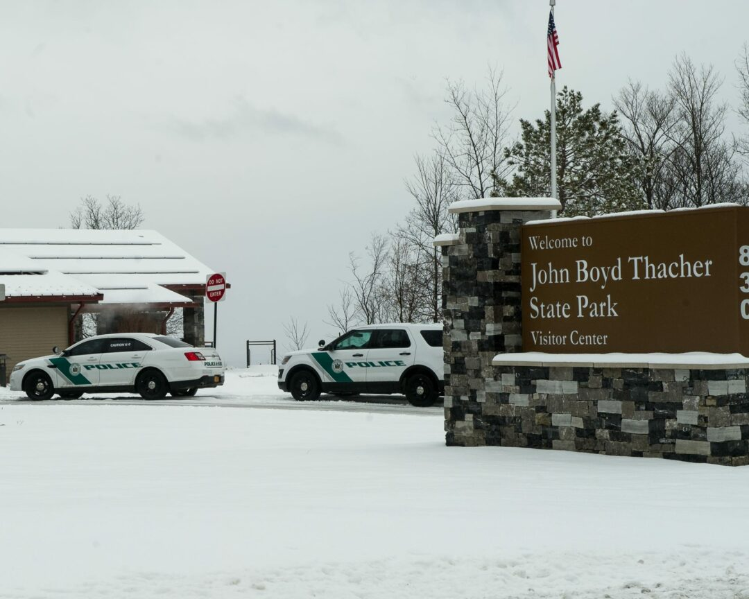 Authorities searching Thacher Park for Guilderland man missing since Monday