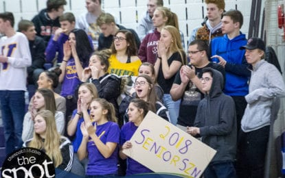 SPOTTED: Voorheesville boys beat RCS 55-43