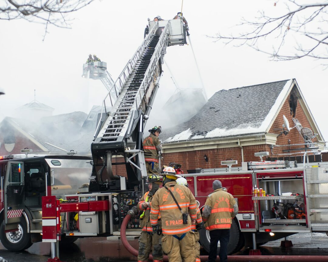 Colonie firefighters battle blaze at Wendy's (with photo gallery)