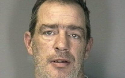 Colonie police arrest man for threatening process server with a shotgun