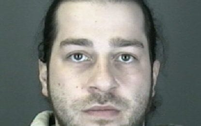 Alleged bank robber brought back to Colonie