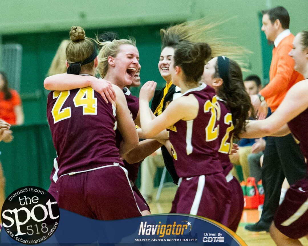 SPOTTED: Colonie beats Bethlehem to win the Section II, Class AA title
