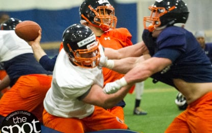SPOTTED: The Albany Empire gears up for Opening Day on April 14