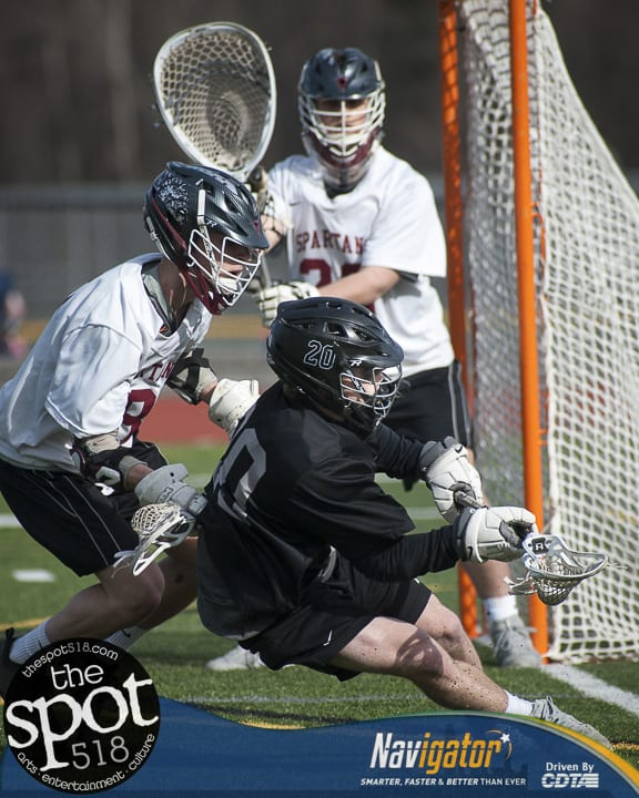 Bethlehem vs Burnt Hills April 24 Boys Lacrosse.