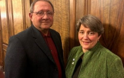 New Albany County Dem leadership team says it will repair fractured party