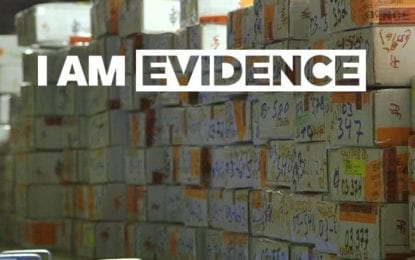 "HBO Documentary ""I AM EVIDENCE"" to premiere in Albany this Thursday"