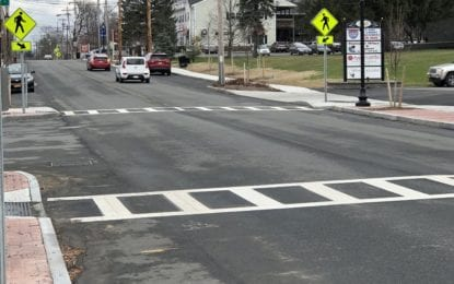 Delaware Ave. Streetscape Enhancement project to wrap up by May 18