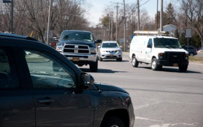 Town to move forward on Glenmont roundabout