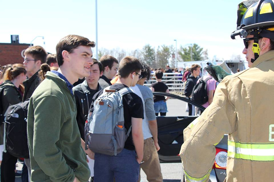Mock Crash at BCHS 2