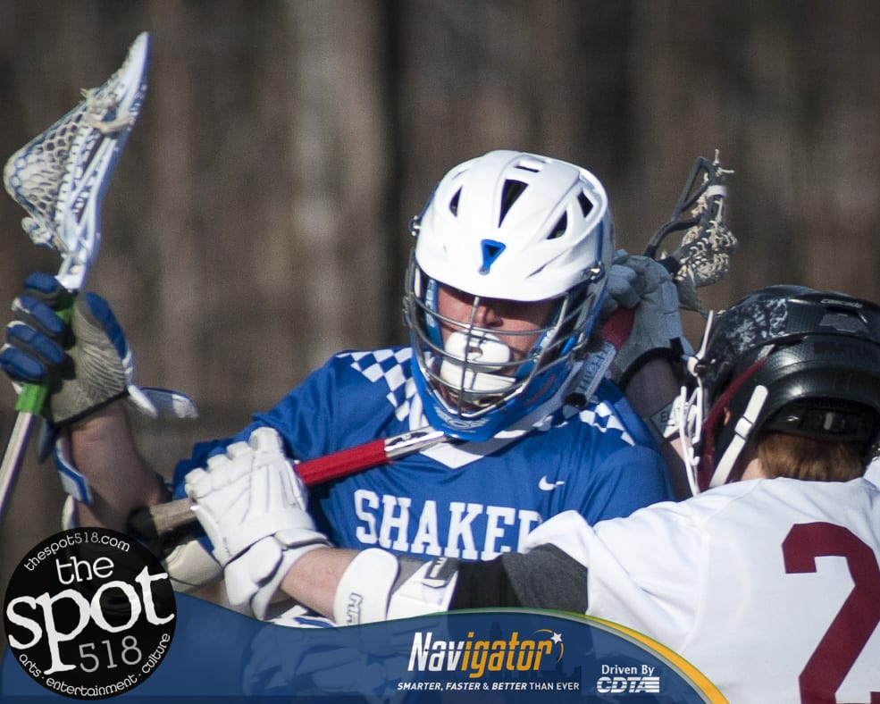 SPOTTED: Shaker dominates Burnt Hills in Boys lacrosse