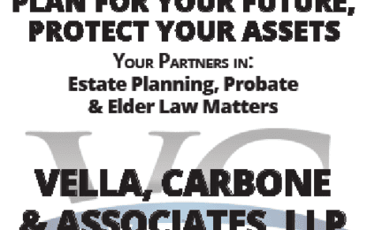 Vella, Carbone & Associates are building a legacy
