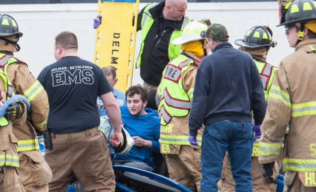 Man who allegedly was DWAI by drugs and caused Glenmont crash had court the same day for a previous DWAI by drug charge