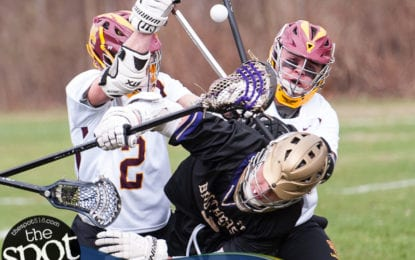 SPOTTED: CBA lacrosse cruises past Colonie