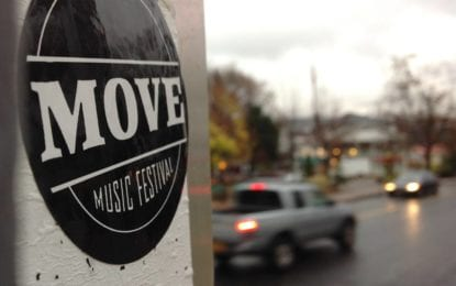 PICK of the WEEK: MOVE Fest this Saturday