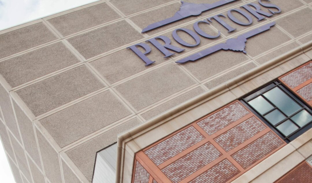 Proctors to replace MainStage seats and add new hearing loop system