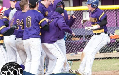 SPOTTED: Walk-off home run gives Voorheesville the win over Ravena