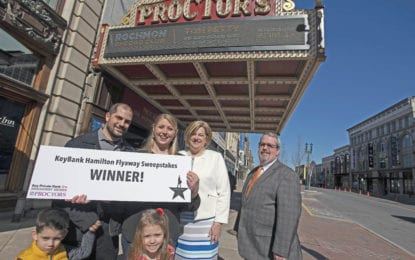 V'ville woman wins trip to see 'Hamilton'