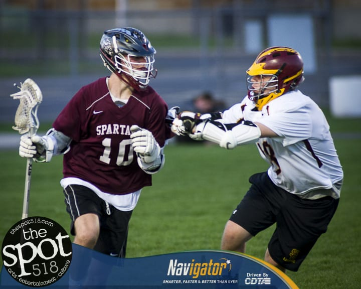 Colonie vs Burnt Hills May 8 Boys Lacrosse.