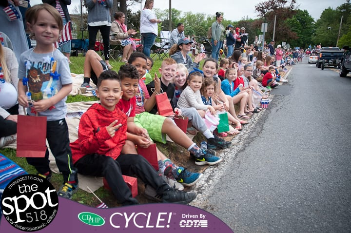 SPOTTED: Bethlehem Memorial Day Parade; Monday, May 28, 2018