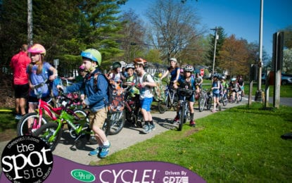 SPOTTED: National Bike to School Day 2018